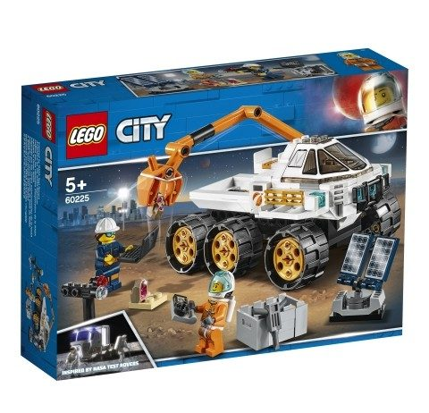 LEGO City Rover Test Drive (60225)