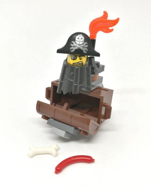 LEGO Movie 70829 - Il Buggy Fuggi Fuggi Di Emmet E Lucy!