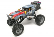 LEGO Movie 70829 - Il Buggy Fuggi Fuggi Di Emmet E Lucy!