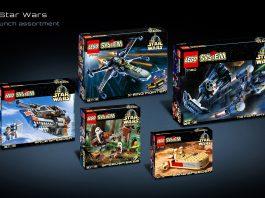 LEGO Star Wars 20th Anniversary