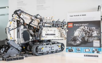 LEGO Technic Liebherr R 9800 (42100)