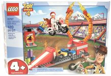 LEGO Toy Story 4 Duke Caboom's Stunt Show (10767)