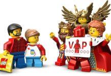 Programma LEGO VIP