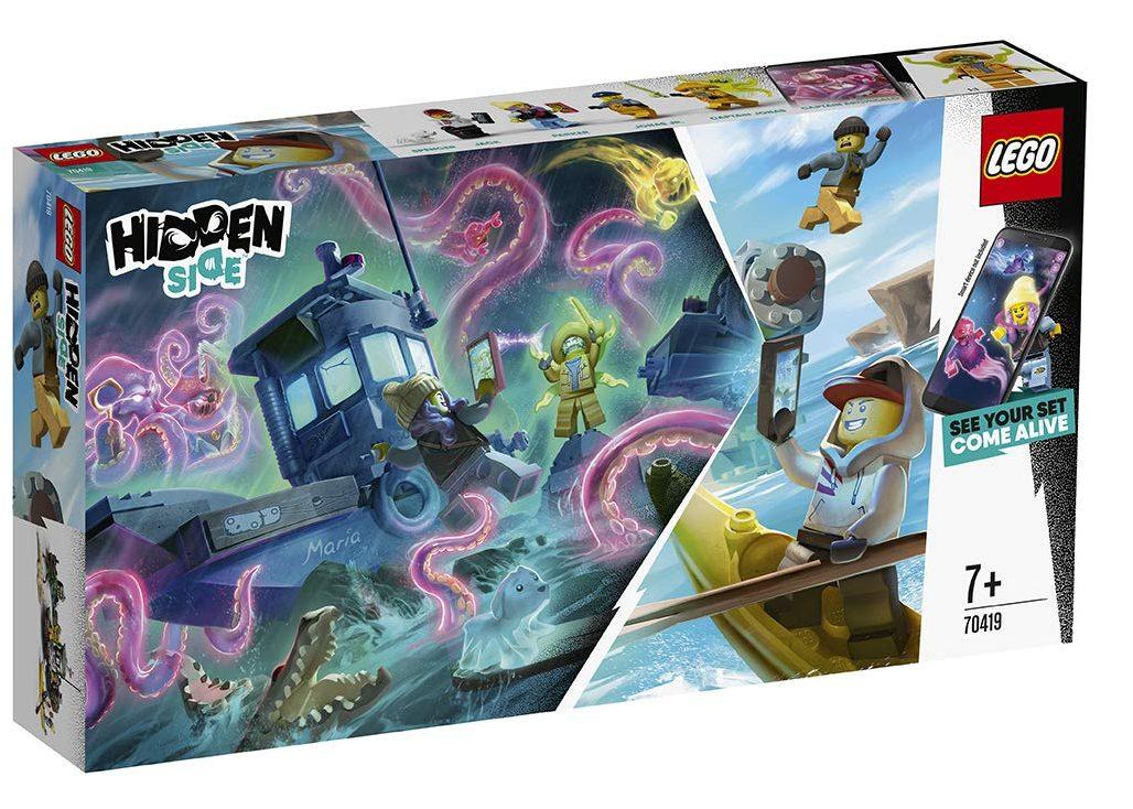 LEGO Hidden Side Boat (70419)