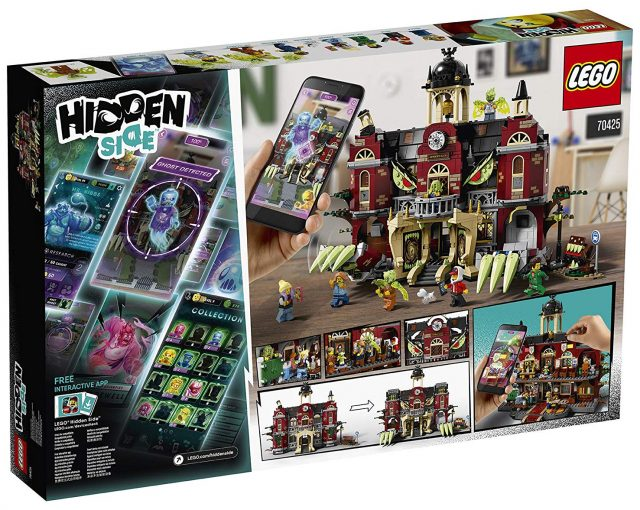 LEGO Hidden Side High School (70425)