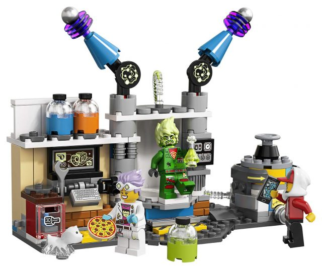 LEGO Hidden Side Lab (70418)