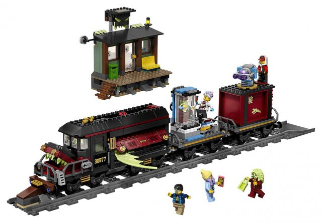 LEGO Hidden Side Train (70424)