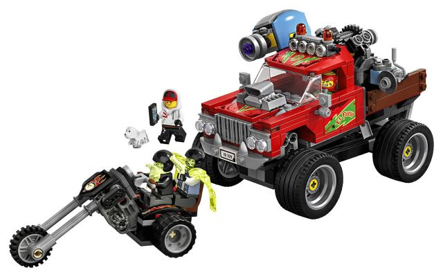 LEGO Hidden Side Truck (70421)