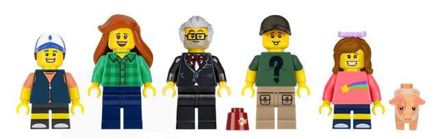 LEGO Ideas Gravity Falls Mystery Shack