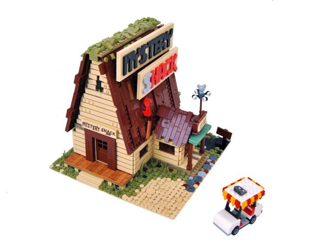 LEGO Ideas Gravity Falls Mystery Shack