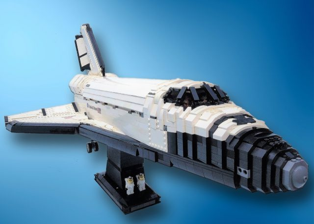 LEGO Ideas UCS Space Shuttle Atlantis