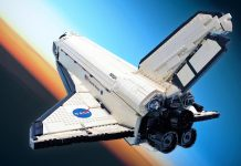 LEGO Ideas UCS Space Shuttle Atlantis