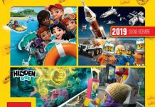 Catalogo LEGO 2019 Giugno Dicembre