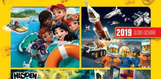 Catalogo LEGO 2019 Giugno Dicembre