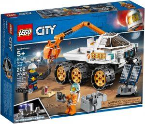 LEGO City 60225 - Prova Di Guida Del Rover