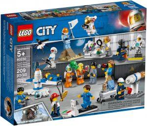LEGO City 60230 - People Pack: Ricerca e Sviluppo Spaziale