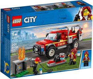 LEGO City 60231 - Fuoristrada dei Vigili del Fuoco