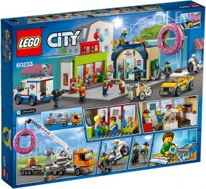LEGO City 60233 - Inaugurazione della Ciambelleria