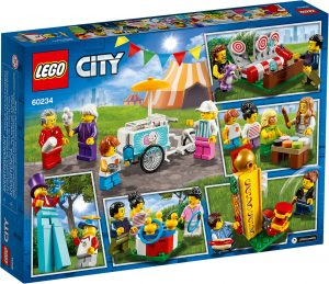 LEGO City 60234 - People Pack Luna Park