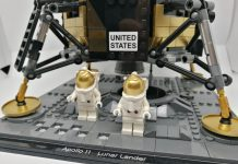LEGO Creator 10266 - NASA Apollo 11 Lunar Lander