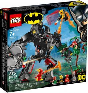 LEGO DC Super Heroes 76117 - Mech Di Batman Vs Mech Di Poison Ivy