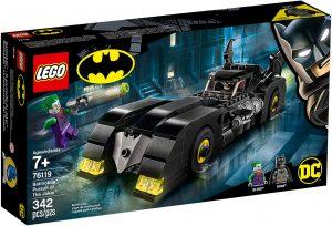 LEGO DC Super Heroes 76119 - Batmobile - Inseguimento di Joker