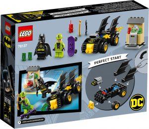 LEGO DC Super Heroes 76137 - Batman e La Rapina Dell'enigmista