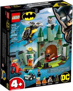LEGO DC Super Heroes 76138 - Batman e La Fuga di Joker