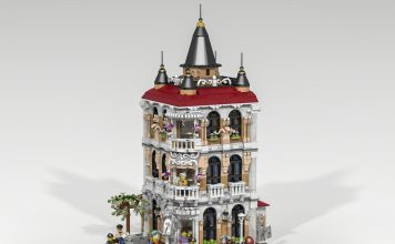 LEGO Ideas History Museum