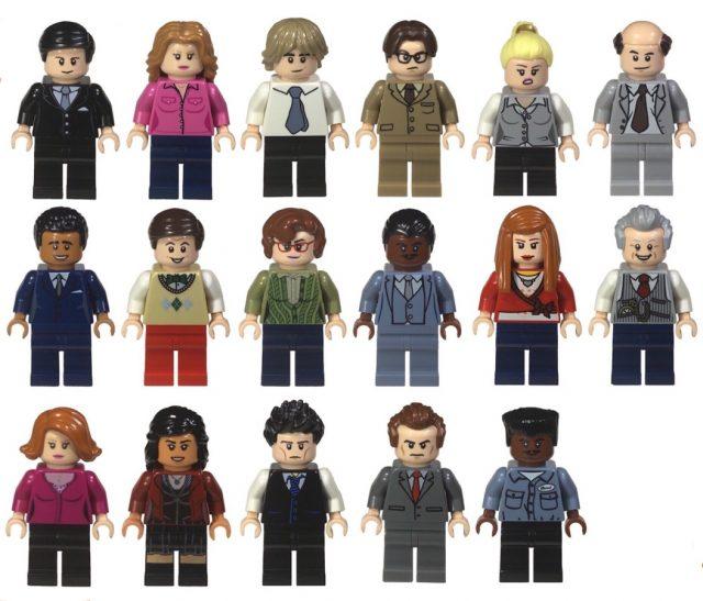 LEGO Ideas The Office (Aggiornato)