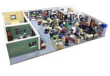 LEGO Ideas The Office (Aggiornato)