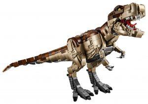LEGO Jurassic Park 75936 - T.Rex Rampage