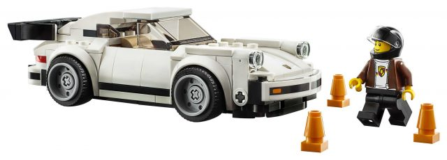 LEGO Speed Champions 1974 Porsche 911 Turbo 30 (75895)