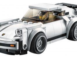 LEGO Speed Champions 1974 Porsche 911 Turbo 30 (75895)