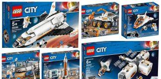 Novità LEGO City Estate 2019