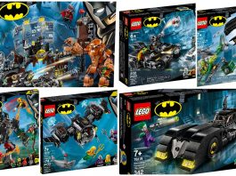 Novità LEGO DC Super Heroes Estate 2019