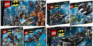 Novità LEGO DC Super Heroes Estate 2019