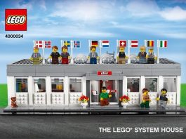 The LEGO System House (4000034)