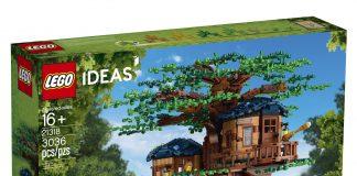 LEGO Ideas Casa sull'Albero (21318)