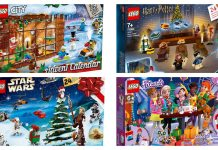 Calendari dell'Avvento 2019 LEGO