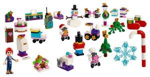 Calendario dell'Avvento 2019 LEGO Friends (41382)