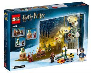 Calendario dell'Avvento 2019 LEGO Harry Potter (75964)