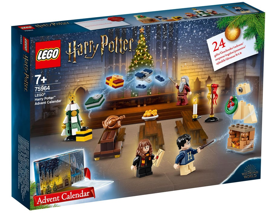 Calendario dell'Avvento 2019 LEGO Harry Potter (75964)