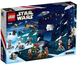 Calendario dell'Avvento 2019 LEGO Star Wars (75245) 2