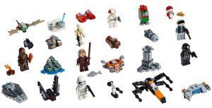 Calendario dell'Avvento 2019 LEGO Star Wars (75245) 3