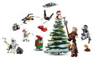 Calendario dell'Avvento 2019 LEGO Star Wars (75245) 4