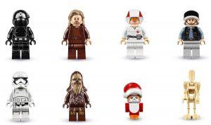 Calendario dell'Avvento 2019 LEGO Star Wars (75245) 5
