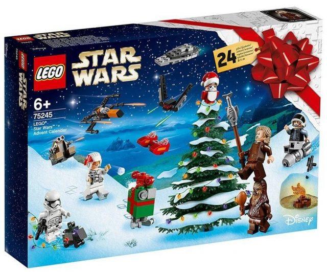 Calendario dell'Avvento 2019 LEGO Star Wars (75245)