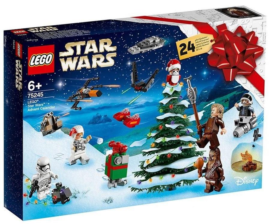 Calendario Avvento Lego City.Calendari Dell Avvento Lego 2019 Le Immagini Ufficiali
