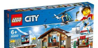LEGO City Ski Resort (60203)